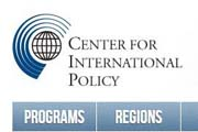 Center for International Policy Online
