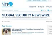 Global Security Newswire
