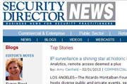 Security Director News