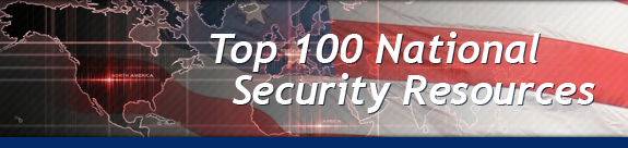 Top 100 National Security Resources