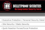 Bulletproof Securities