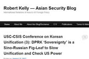 Robert Kelley, Asian Security Blog