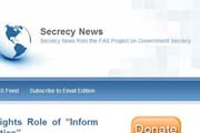 Secrecy News
